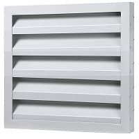 Фасадные вентиляционные решетки